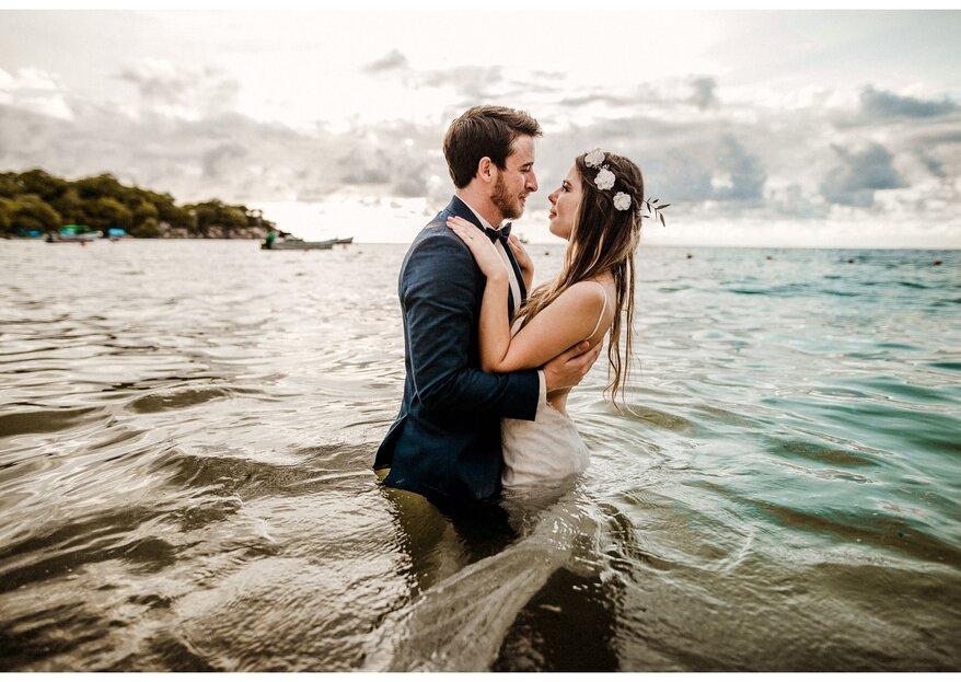 5 formas en las que el matrimonio te hace más feliz: Seguro no las conocías