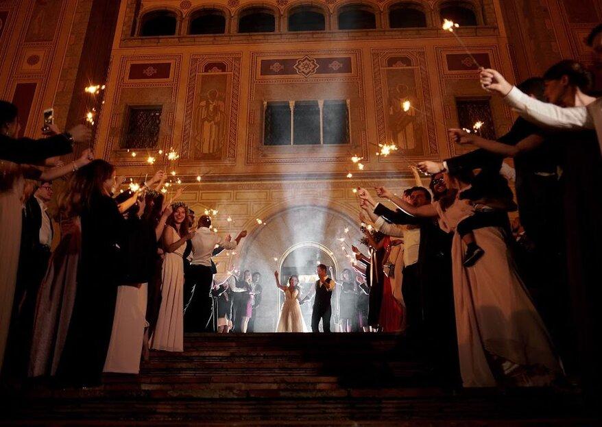 Con QCP Productions convierte tu boda en un 'auténtico fiestón'