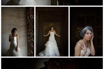 Jessy y Sam: sesión de fotos de novia