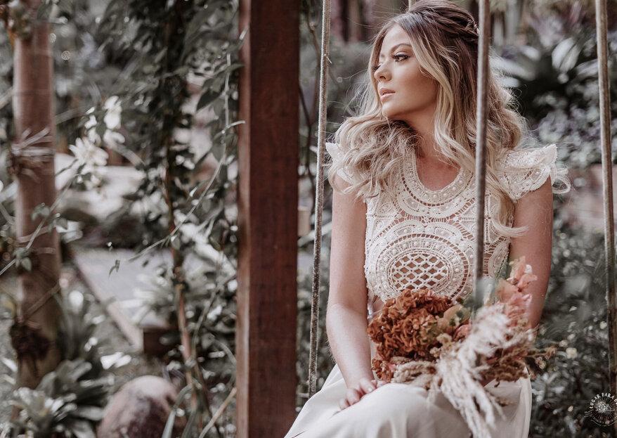 Maison Delorée lança loja virtual para facilitar a escolha do vestido de noiva dos seus sonhos
