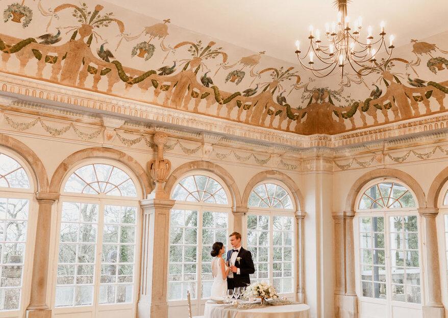 O poder dos Wedding Planners: o que tocam transformam num conto de fadas!