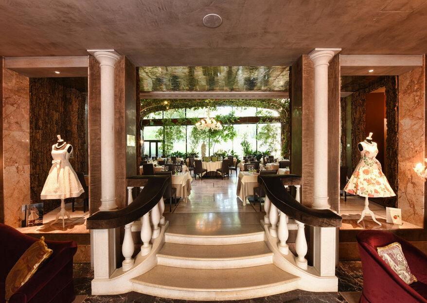 Et si vous choisissiez de vous marier au cœur de la Cité des Doges, à l'Hôtel Papadopoli ?