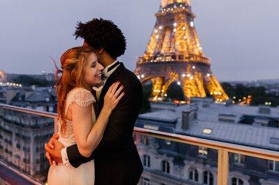 10 lieux de prestige à Paris pour organiser votre mariage