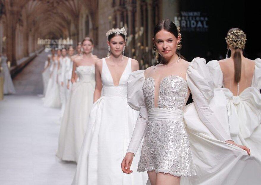 Das sind die Brautkleid-Trends für 2020