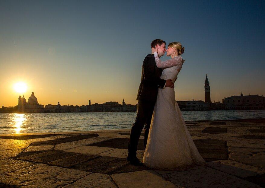 Elopement Wedding: 9 Orte für Ihre spontane Hochzeit im Ausland