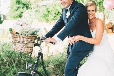 Ślub w stylu Boho! Oryginalne przyjęcie ślubne, które musisz zobaczyć!