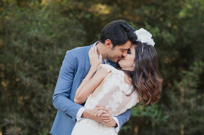 Elopement Wedding na fazenda: editorial