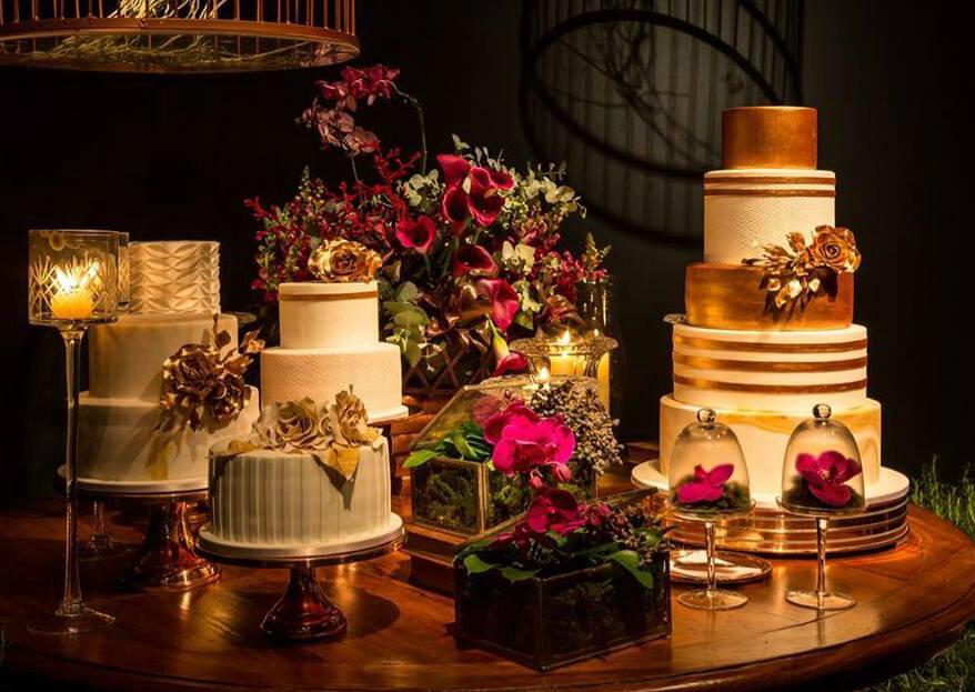 Fleur de Sucre: bolos e doces lindos, contemporâneos e deliciosos!