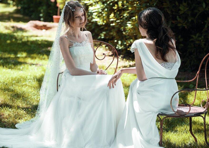El diccionario del vestido de novia: 12 palabras que debes conocer