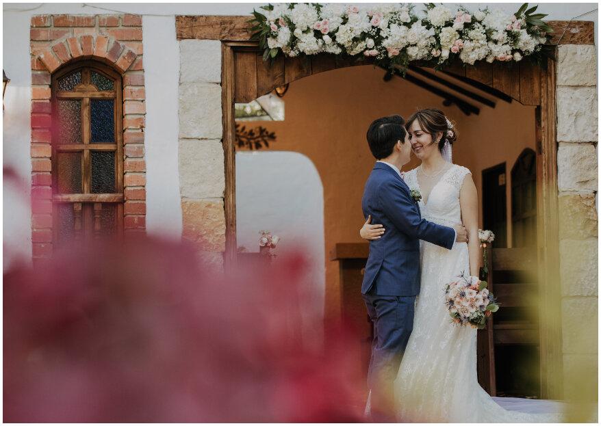 Cómo organizar una boda en casa: 5 pasos y un extra ¡aquí está la clave!