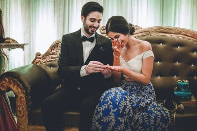 Fabulous Wedding of Priyanka and Rishaad- The one with the Formula One Race