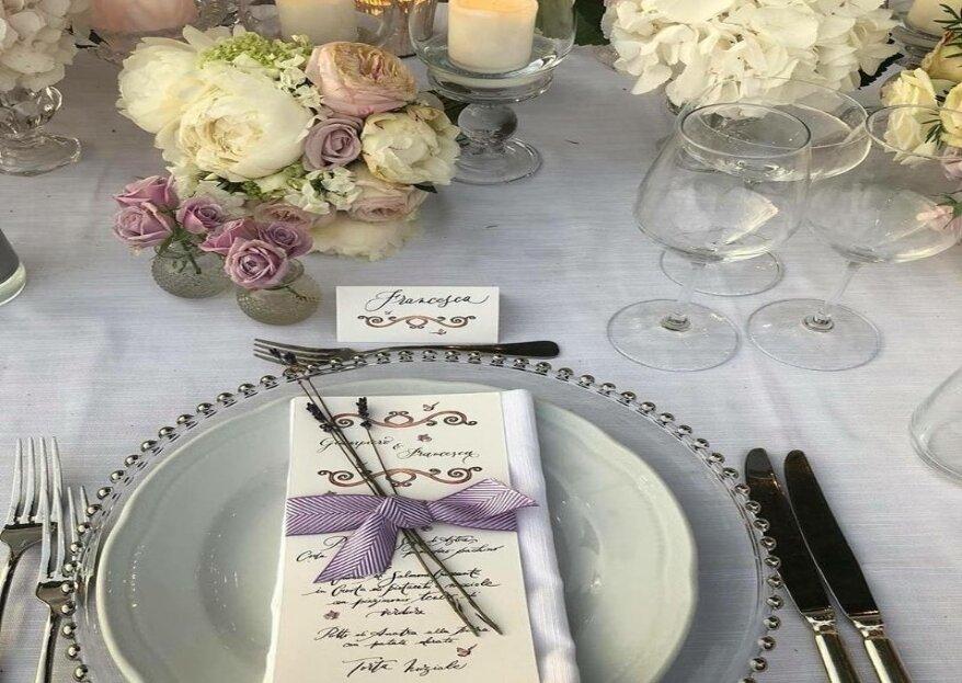 The Wedding Letters di Laura Mazzetti quando l'amore incontra l'arte della calligrafia
