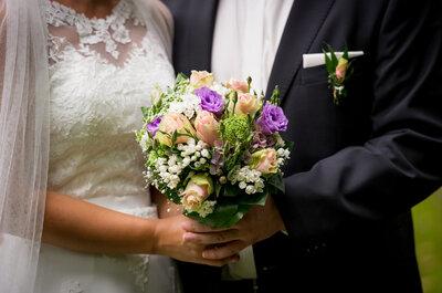 Märchenhaft heiraten im Schloss Rahe – So schön war die Hochzeit von Julia & Rene in Aaachen!