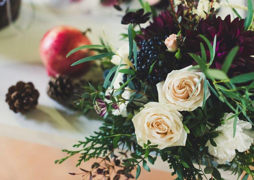 Un fiore che ti rappresenti, ogni sposa merita di essere valorizzata al meglio!