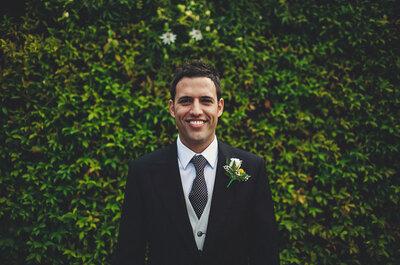 Chapeau haut de forme et jaquette le jour du mariage : quoi de plus chic ?