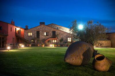 Hôtel Mas Tapiolas : votre mariage dans un établissement de luxe en pleine nature