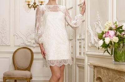 Les robes de mariée Pronuptia 2015