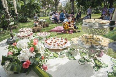 Como decorar una boda durante el día: ¡7 consejos profesionales!