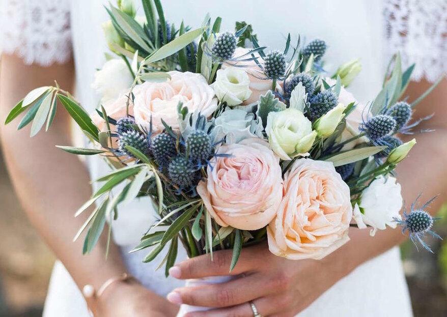 Bouquet Sposa Unico Fiore.Come Scegliere Il Bouquet Da Sposa Perfetto In 5 Passi