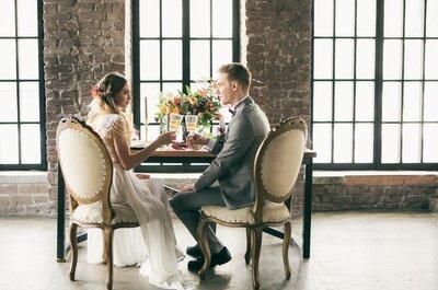 Свадебная love story Елены и Дениса в стиле бохо