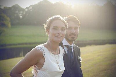 Haude et Guillaume : Découvrez la belle histoire d'amour de ce couple qui s'est rencontré sur les bancs de la fac