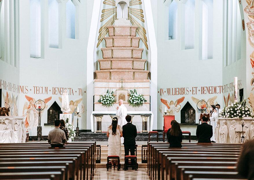 Casar em Portugal em tempos de COVID-19: a bonita história de um amor não adiado