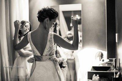 Pas peur de montrer mes bras le jour de mon mariage !