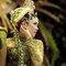 Indonezja: Suknia ślubna w tradycyjnym stylu, Foto: Alfonso T via Flickr