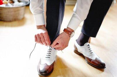 Die wichtigsten Schuhtipps für den Bräutigam - Die Experten von Shoepassion.com verraten sie
