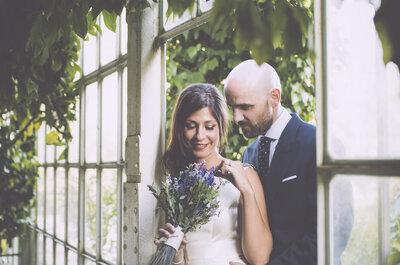 El viaje de trabajo más romántico: la boda de Bea y Diego
