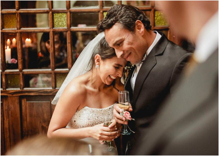 Cómo organizar una boda íntima: 5 pasos para desbordar cercanía y emotividad