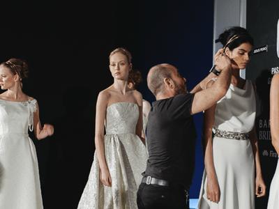 Consejos y trucos para que la novia logre un peinado duradero