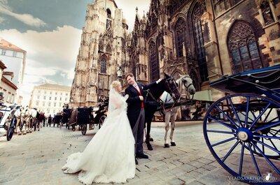 Как организовать свадебную фотопрогулку? Узнайте советы экспертов!