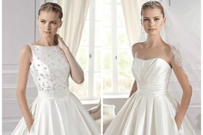 Los vestidos de novia e invitada más espectaculares de Galerías Londres