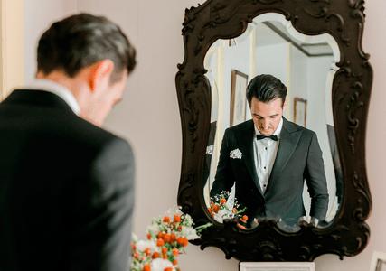 A fórmula secreta para ser um noivo cheio de estilo: os imprescindíveis!
