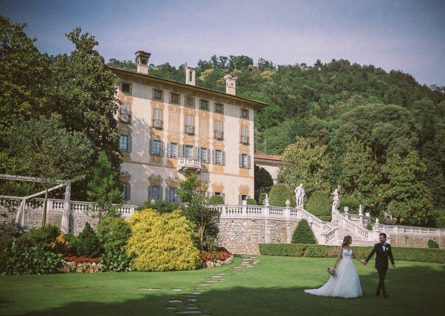 Scatti d'autore per raccontare un matrimonio da sogno, grazie al team di LaltroScatto
