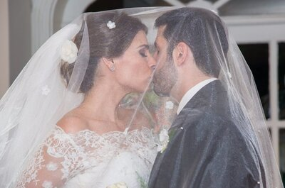 Anna Carolina & Vinicius: casamento clássico super colorido e divertido no Rio!