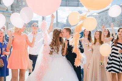 Королевская свадьба Владимира и Натальи в Radisson Royal
