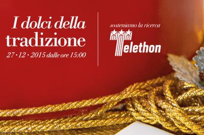 Villa Althea sostiene la ricerca Telethon con l'evento 'I dolci della Tradizione'