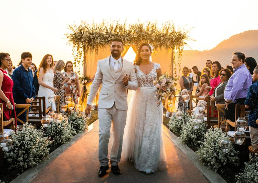 Casamento na praia: Guia completo para uma celebração perfeita!