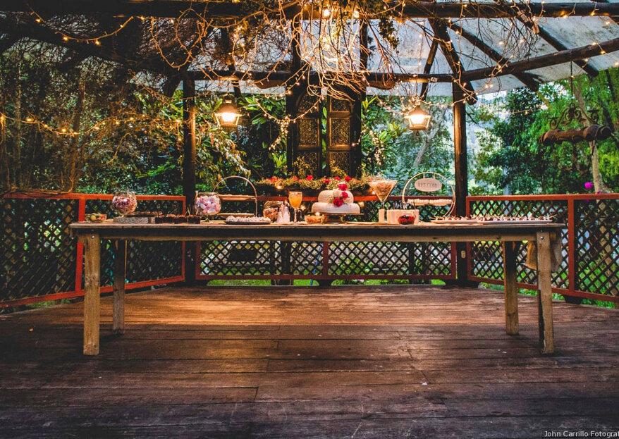 Una boda encantadora rodeada de magia y naturaleza, en La Casa de Eventos Sopó-Cundinamarca