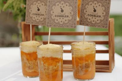 Claro cristal: Las ideas más inspiradoras para integrar los tarros de cristal en tu boda