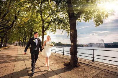 Ehevertrag, Steuern und Namensänderung: Wie geht es eigentlich nach der Hochzeit weiter?