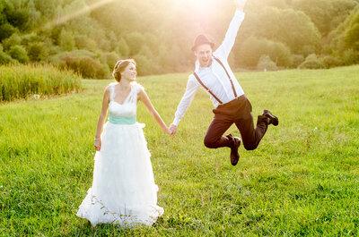 ¿Cómo hacer que mi boda sea única? Crea un evento inolvidable