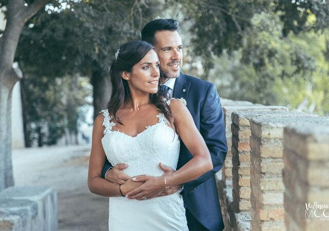 """La boda soñada con la gente querida: el """"sí, quiero"""" de Raphaëlle y Víctor"""