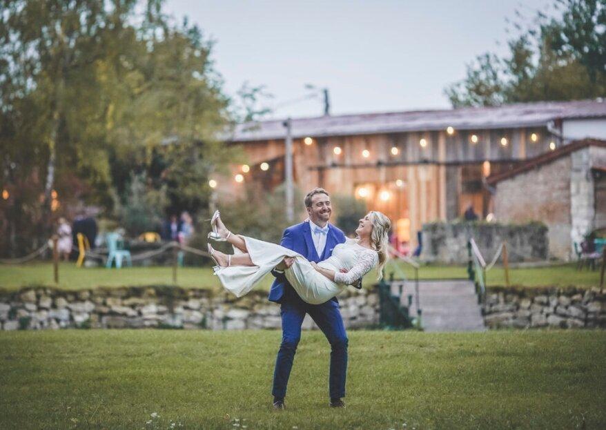 Organisez un vrai mariage bohème sous les chapiteaux du Domaine des Vieux Chênes