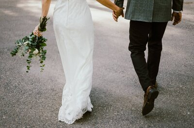 Esto es TODO lo que debe estar listo un día antes de la boda