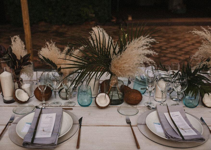Cómo elegir los meseros de boda en 5 pasos