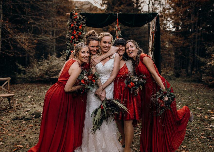 Entdecken Sie unsere Hochzeits-Dienstleister des Monats im Februar