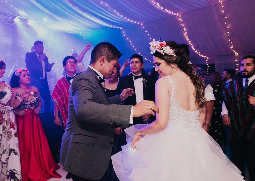Chelo San Martín: el auténtico espectáculo que sueñas para tu boda
